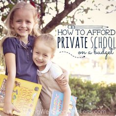 Several months ago I shared the news that my husband and I had decided to send our girls back to school rather than homeschool. It was an incredibly difficult decision to make, for so many reasons, but ultimately we decided that–at least for this year–a small private school just a few blocks from our home was the right fit for our family. Although we were very nervous at first, we honestly couldn't be happier with the school. The classroom sizes are small—there are only ten children in my…
