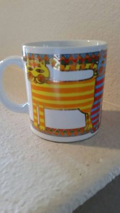 Check out this item in my Etsy shop https://www.etsy.com/listing/266269741/cool-cats-decorative-mug