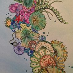 Johanna Basford | Colouring Gallery - Prismacolor