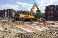 Sanerings- en sloopwerkzaamheden van het project De Oude Rijnkade te Alphen aan den Rijn afgerond