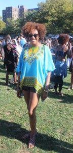 Festival Styles: AfroPunk in Brooklyn | African Prints in Fashion