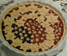 Creative Pie Crust, Beautiful Pie Crusts, Just Desserts, Dessert Recipes, Pie Crust Designs, Pie Decoration, Pie Ideas, Baked Pie Crust, No Bake Pies