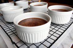 Chocolate Pots De Crème (GF)