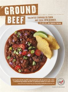 Beef Chili Carnivale - Profiles Ad --