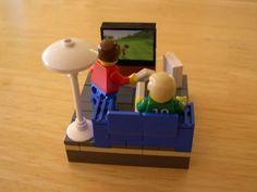 Wii play. Do you?: A LEGO® creation by Dax Olesa : MOCpages.com