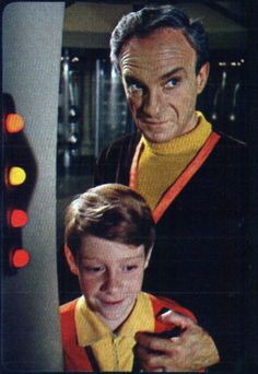 Lost in Space. lol. Dr Smith