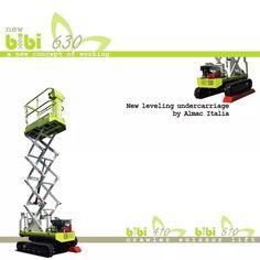 New Bibi 630 - a new concept of working! www.almac-italia.com