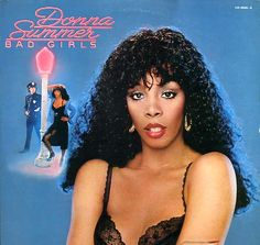 Donna Summer - one of the best disco stars. I loved this album.