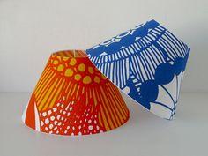 I love my Marimekko shade by ilovemypatterns