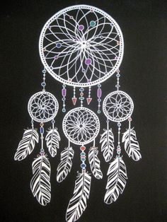 1000 images about dreamcatcher on pinterest for Dream catcher spray painting