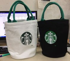 Starbucks Cup Shaped Tote #happy #ootd