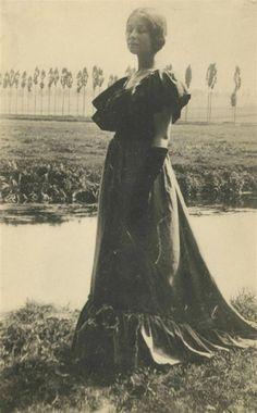 Gertrude Käsebier ~A Study,c.1898