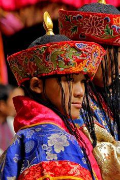 -foto in Bhutan, door: ejfovermaat