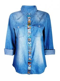 украшение джинсы