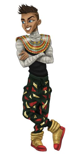 Seth Ptolemy (Pharaoh). NEW 3D Art