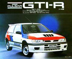 Nissan Pulsar GTI-R RaceSpecification