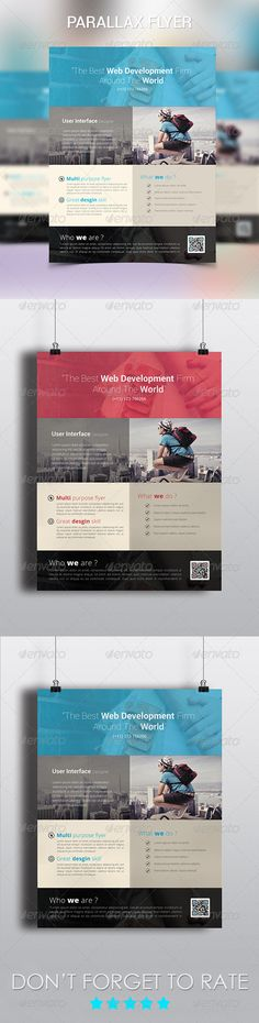 Corporate Flyer Template for Business