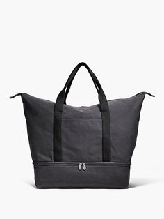 The Catalina - Canvas Weekender - Designed by Lo & Sons #loandsons