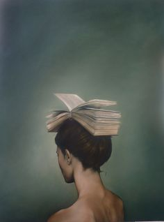 Oil Paintings of Anonymous Women by Female Artist: Amy Judd - Art