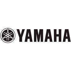 Yamaha Logo, Yamaha Bikes, Lion Illustration, Famous Logos, Graffiti Lettering, Pinstriping, Silhouette Cameo Projects, Logo Sticker, Logo Design Inspiration