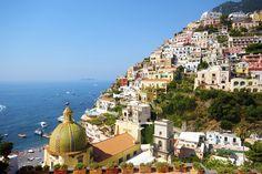 A blogger's guide to Positano and the Amalfi Coast
