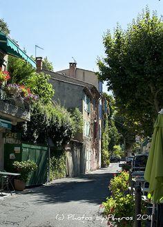 Grand Rue, Vauvenargues, Provence