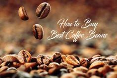 A Guide on Buying the Best Coffee Beans. Tags: #howto #coffee #bean #best
