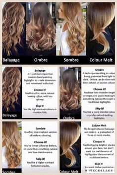 Balayage – Welcome My World Brown Hair With Blonde Highlights, Blond Ombre, Brown Blonde Hair, Baylage Vs Ombre, Hair Color Balayage, Balayage Vs Highlights, Highlights At Home, Partial Balayage Brunettes, How To Bayalage Hair