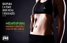 #desafiovip90dias Tudo muda quando você muda! Aceite o desafio! #focoemvidasaudavel www.focoemvidasaudavel.com.br