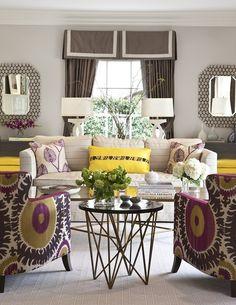 suzani chairs