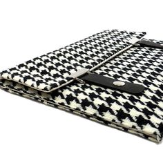 houndstooth ipad case