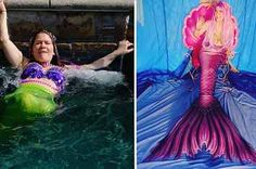 I Became A Professional Mermaid And This Is What It Was Like