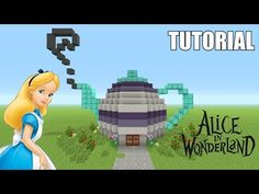 Minecraft Tutorial: How To Make A Modern Water Hou. Disney Minecraft, Video Minecraft, Amazing Minecraft, Minecraft Tutorial, Minecraft Blueprints, Minecraft Houses For Girls, Minecraft House Designs, Minecraft Creations, Minecraft Crafts