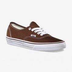 6c89ceabc738a4 AUTHENTIC SHOES Style VEE3ESP £47.00 SELECT COLOUR  Espresso Brown  Sneakers
