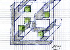 Lausanne, Floor Plans, Big, Building, Buildings, Construction, Floor Plan Drawing, House Floor Plans