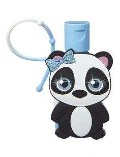 Panda Critter Anti-Bac Justice Store For Girls, Shop Justice, Jojo Siwa Boomerang, Panda Lindo, Alcohol En Gel, Justice Accessories, Hand Sanitizer Holder, Pusheen Cat, Gel Ink Pens