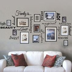 Wall Decor for Family Room . 24 Elegant Wall Decor for Family Room . 33 Best Rustic Living Room Wall Decor Ideas and Designs Family Wall Decor, Room Wall Decor, Diy Wall Decor, Living Room Decor, Diy Home Decor, Living Spaces, Wall Letters Decor, Room Art, Bedroom Wall