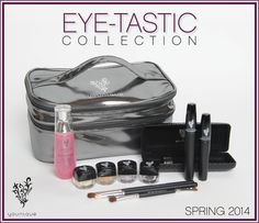 Eye-tastic. Spring 2014 Collection. youniqueproducts.com #youniqueproducts #beauty #mineralmakeup