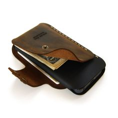 iPhone 6 Wallet Leather iPhone by AtelierPALL by AtelierPall