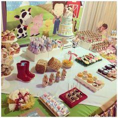 Traktor fiesta platos cumpleaños infantil decoración de mesa joven cumpleaños granja