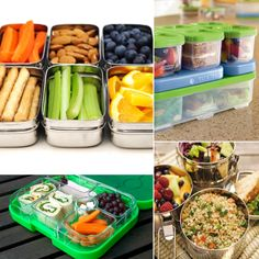 Lose Weight by Packing Lunch in These BPA-Free Containers-Visit our website at http://www.endurancefitnesskentwood.com for a FREE TRIAL PASS