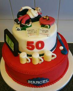 Abraham taart 50 jaar