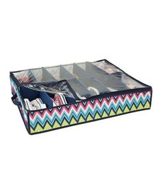 Take a look at this Margarita Underbed Shoe Organizer by The MacBeth Collection on #zulily today!