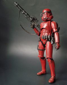 Red Hunter by Getoninja, via Flickr