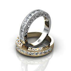 Diamond Wedding Rings, Bridal Jewelry, Celtic & Ruby Wedding Ring for Sale in Atlanta Georgia