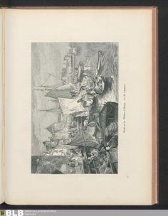 431 - Illustration: Markt an der Mottlau in Danzig - Seite - Inhouse-Digitalisierung - BLB Karlsruhe