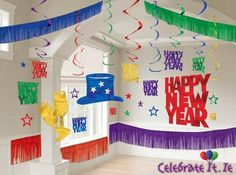 Sparkling Jewel Tones New Year Party Assorted photo ideas from Amazing Party Decoration Ideas