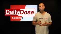 Daily Dose Ep 8 - Bisping vs Rockhold at UFC 199, Miocic heroes welcome, VanZant onto the finals