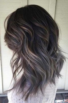 Great Highlighted Hair for Brunettes ★ See more: http://lovehairstyles.com/highlighted-hair-for-brunettes/