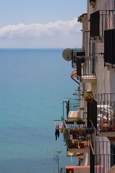 Rooms with a View, Gaeta, Italy